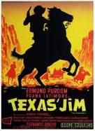 Cuatreros, Los - French Movie Poster (xs thumbnail)