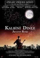 August Rush - Turkish Movie Poster (xs thumbnail)