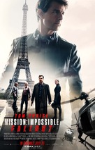 Mission: Impossible - Fallout - British Movie Poster (xs thumbnail)