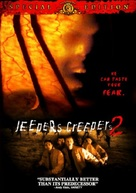 Jeepers Creepers II - DVD cover (xs thumbnail)