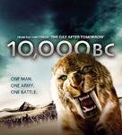 10,000 BC - British Movie Poster (xs thumbnail)