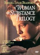 """""""A Woman of Substance"""" - DVD cover (xs thumbnail)"""