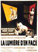 La lumière d'en face - French Movie Poster (xs thumbnail)