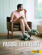 Mer eller mindre mann - Hungarian Movie Poster (xs thumbnail)
