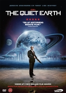 The Quiet Earth - Danish DVD cover (xs thumbnail)