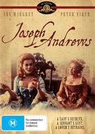 Joseph Andrews - Australian DVD cover (xs thumbnail)