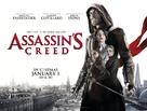 Assassin's Creed - British Movie Poster (xs thumbnail)