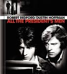 All the President's Men - Blu-Ray movie cover (xs thumbnail)