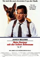 K-9 - German Movie Poster (xs thumbnail)