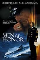 Men Of Honor - German Movie Cover (xs thumbnail)