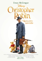 Christopher Robin - Mexican Movie Poster (xs thumbnail)