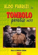 Tombolo, paradiso nero - Italian Movie Cover (xs thumbnail)