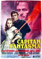 Capitan Fantasma - Italian Movie Poster (xs thumbnail)