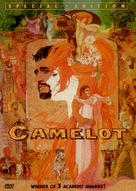Camelot - DVD movie cover (xs thumbnail)