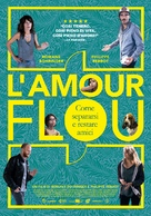 L'amour flou - Italian Movie Poster (xs thumbnail)