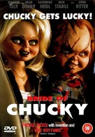 Bride of Chucky - British DVD movie cover (xs thumbnail)