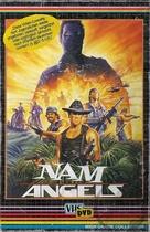 Nam Angels - German DVD movie cover (xs thumbnail)