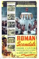 Roman Scandals - Re-release poster (xs thumbnail)
