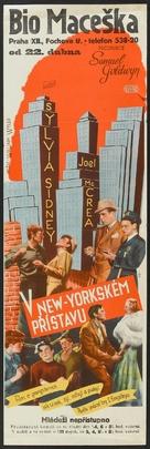 Dead End - Czech Movie Poster (xs thumbnail)