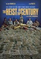 El robo del siglo - Movie Poster (xs thumbnail)