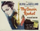 My Cousin Rachel - Movie Poster (xs thumbnail)