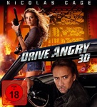 Drive Angry - German Blu-Ray cover (xs thumbnail)