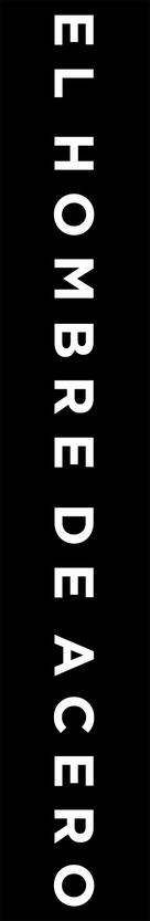 Man of Steel - Colombian Logo (xs thumbnail)