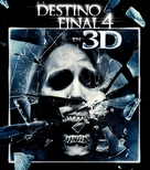 The Final Destination - Mexican Blu-Ray movie cover (xs thumbnail)