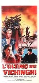 Ultimo dei Vikinghi, L' - Italian Movie Poster (xs thumbnail)