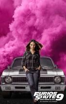 F9 - Romanian Movie Poster (xs thumbnail)
