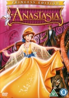 Anastasia - British DVD movie cover (xs thumbnail)