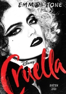 Cruella - Czech Movie Poster (xs thumbnail)