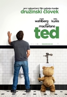 Ted - Slovenian Movie Poster (xs thumbnail)