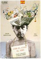 Con el culo al aire - Spanish Movie Poster (xs thumbnail)