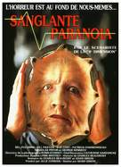 Brain Dead - French Movie Poster (xs thumbnail)