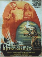 The Sea Hornet - French Movie Poster (xs thumbnail)