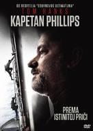 Captain Phillips - Croatian DVD cover (xs thumbnail)