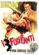 Larceny, Inc. - Italian Movie Poster (xs thumbnail)