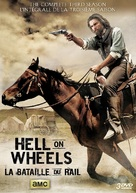 """Hell on Wheels"" - Canadian DVD movie cover (xs thumbnail)"
