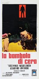 The Psychopath - Italian Movie Poster (xs thumbnail)