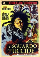 The Gorgon - Italian Movie Cover (xs thumbnail)