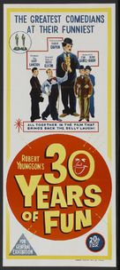 30 Years of Fun - Australian Movie Poster (xs thumbnail)