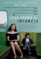 The Kindergarten Teacher - Portuguese Movie Poster (xs thumbnail)