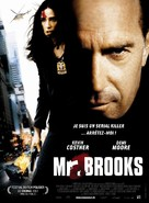 Mr. Brooks - French Movie Poster (xs thumbnail)