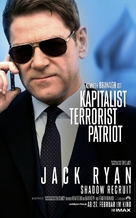 Jack Ryan: Shadow Recruit - German Movie Poster (xs thumbnail)
