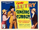 The Singing Cowboy - Movie Poster (xs thumbnail)