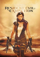 Resident Evil: Extinction - French Movie Poster (xs thumbnail)