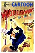 Who Killed Who? - Movie Poster (xs thumbnail)