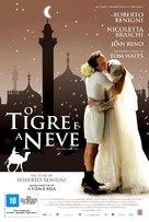 Tigre e la neve, La - Brazilian Movie Poster (xs thumbnail)