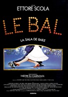 Le bal - Spanish Movie Poster (xs thumbnail)